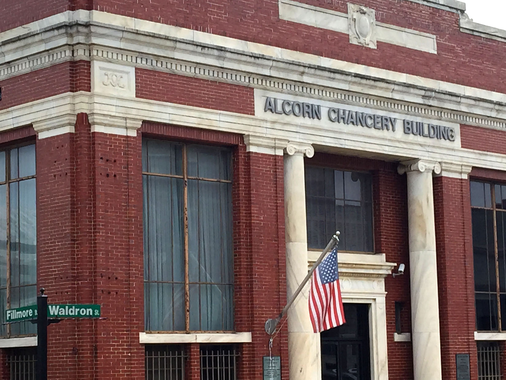 Alcorn Chancery Bankruptcy Court Corinth Mississippi