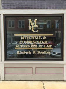 Mitchell and Cunningham Corinth Mississippi