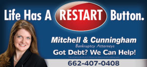 Mitchell & Cunningham Bankruptcy Attorney Tupelo Corinth Mississippi